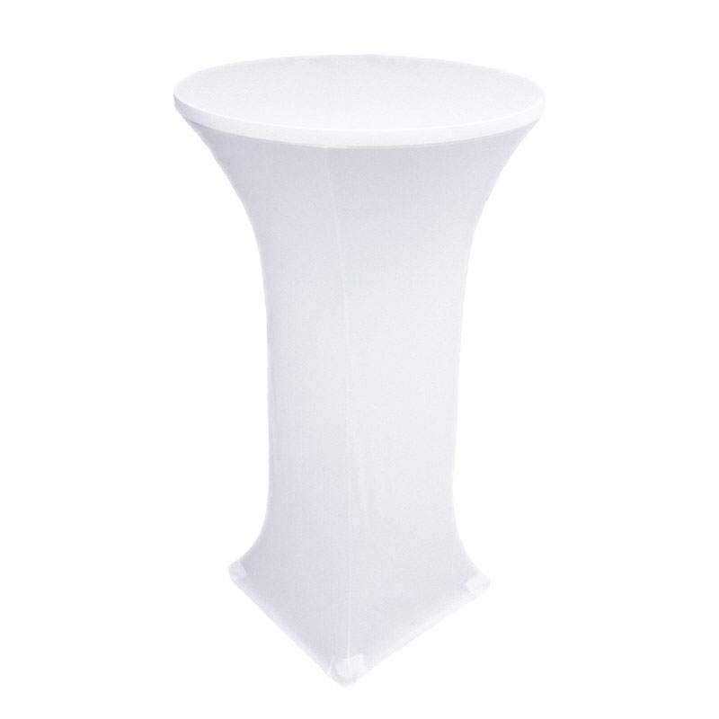 High Cocktail Table Cover Dry bar socks